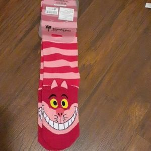 NWT Disney Chesire Cat Socks